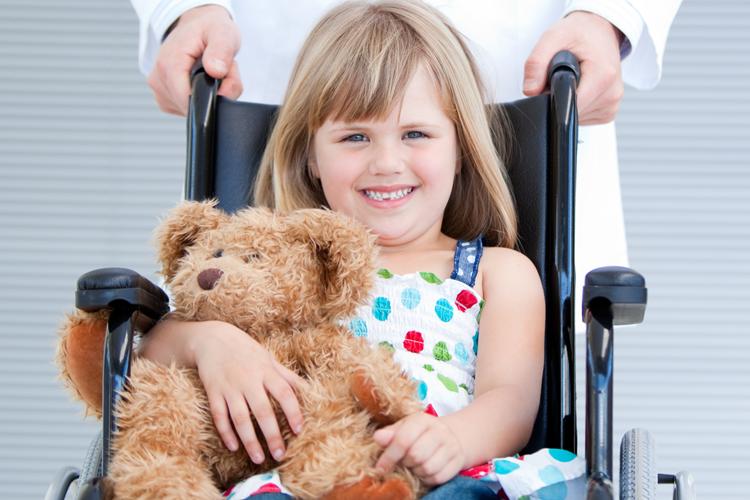Pflege für Kinder - Caresolere