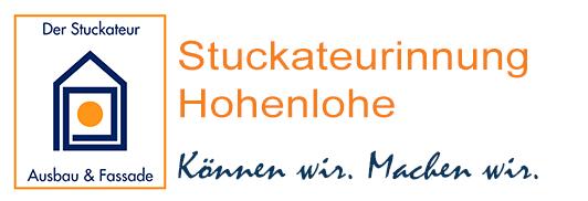 Stuckateur-Innung Hohenlohe