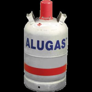 Alugasflasche - Energie Rath - Flüssiggas, Langenburg, Hohenlohe