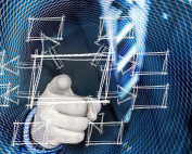 Digitalisierung, Industrie 4.0, Automatisierung, Robotertechnik,