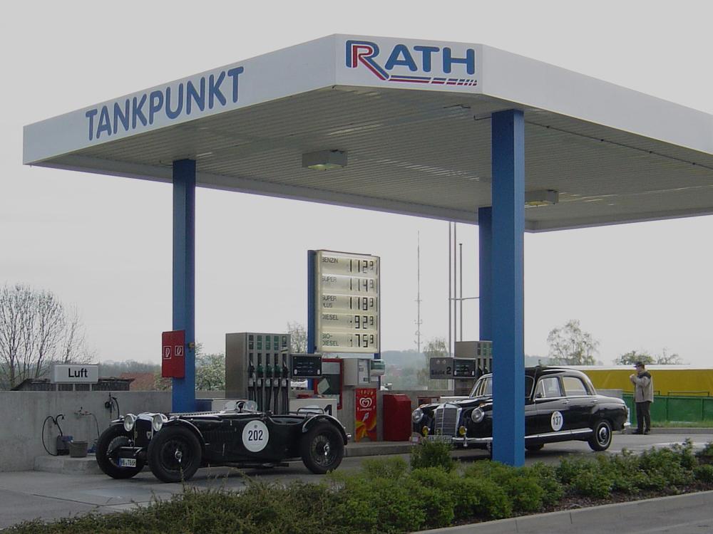 Autogas Tankstellen