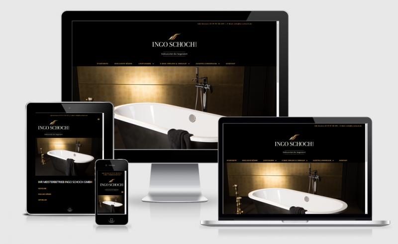 Referenz - Ingo Schoch GmbH - Sanitär, Heizung, Badezimmer,
