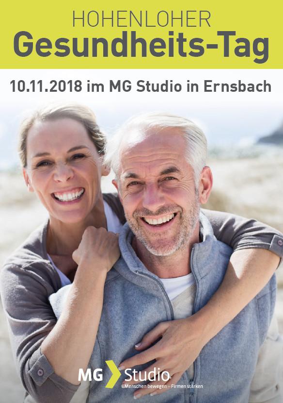 Hohenloher Gesundheitstag - MG Studio - Forchtenberg-Ernsbach